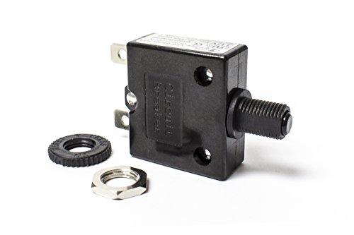 Sierra CB41210 Circuit Breaker - 10 Amp - Amp Resettable Circuit Breaker