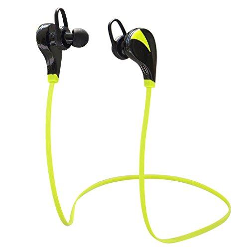 Bluetooth Sweatproof Cancelling Headphones Microphone