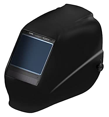 Jackson Safety TrueSight II Digital Auto Darkenting Welding Helmet with Balder Technology (29371), W70 HLX ADF, Black
