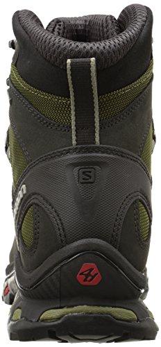 GTX botas Asphalt Titanium Dark Green Iguana senderismo 4D 2 SalomonQuest de Verde Hombre qFZtcEOwxS
