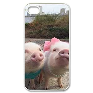 Pig DIY Cell Phone Case For Apple Iphone 5/5S Case Cover LMc-14671 at LaiMc
