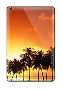 Kevin Charlie Albright's Shop Hot High Quality Aitutaki Island At Sunset, Cook Islands Skin Case Cover Specially Designed For Ipad - Mini 3 8056384K93321003