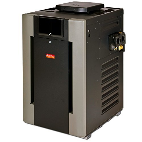 Raypak PR406AENC Natural Gas Pool Heater for Indoor & Outdoor