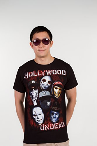 Hollywood Undead 1307 Size L Large New! T-shirt