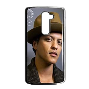 Bruno Mars LG G2 Cell Phone Case Black Phone cover M8831824