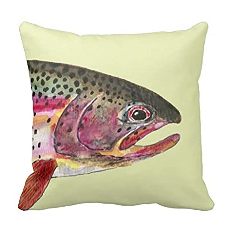 giant for more at fish find pillow up trout rainbow i off sale to