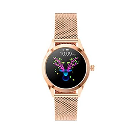 InnJoo Dorado Watch Voom Tft 1.04 Reloj Inteligente Health ...