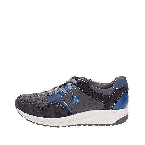U.S. Polo Assn. SIBYL4082W5/SL1 Sneakers Hombre gris