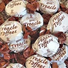 Walkers Treacle Toffees (250g)
