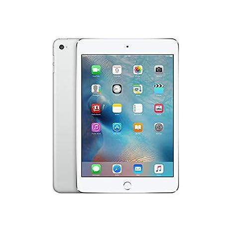 Apple iPad Mini 4 (128GB, Wi-Fi + Cellular, Space Gray) (Renewed)