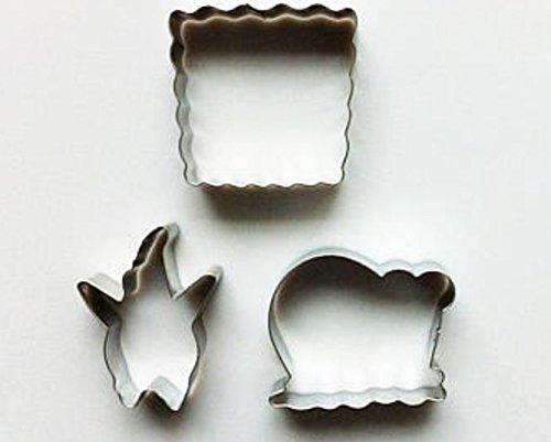 Bikini Cookie Cutter Set in Australia - 5