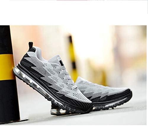 通気 ランニングシューズ メンズ レディース スポーツシューズ エアクッション 超軽量 スニーカー カップル 男女兼用 レースアップ グラデーション カラフル ローカット ウォーキングシューズ 滑り止め 低反発 運動靴