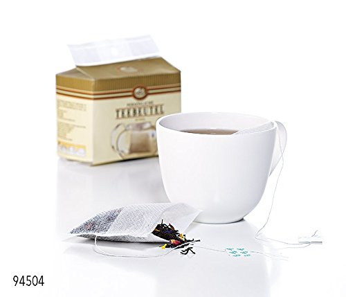 Personal Tea Bags - 64 Pieces - Premium Quality