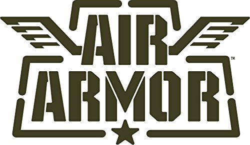 Air Armor M240 Portable 12-Volt Tactical Air Compressor Kit Tire Inflator