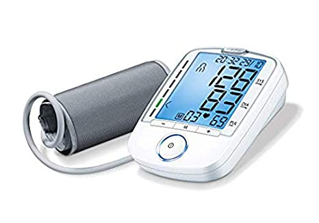 Amazon.com: innoHaus ABM47 Upper Arm Easy to Use, Fully Automatic, Blood Pressure Monitor: Health & Personal Care