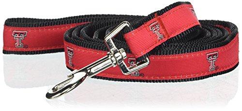 NCAA Texas Tech Red Raiders Dog Leash, Medium/Large