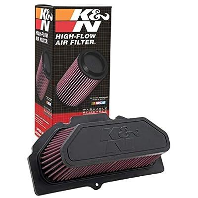 K&N Engine Air Filter: High Performance, Premium, Powersport Air Filter: 2009-2016 SUZUKI (GSXR1000, GSXR1000 Commemorative Edition, GSXR1000 GP, SE,1 Million C.E) SU-1009: Automotive