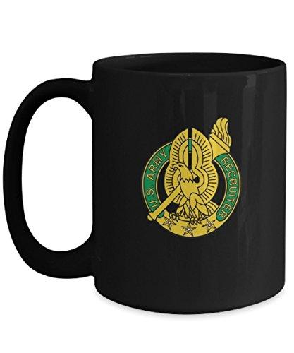 Army Recruiter Badge Coffee Mug