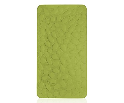 Nook Sleep Pebble Pure Crib Mattress, Lawn by Ababy