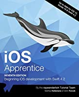 iOS Apprentice, 7th Edition Front Cover