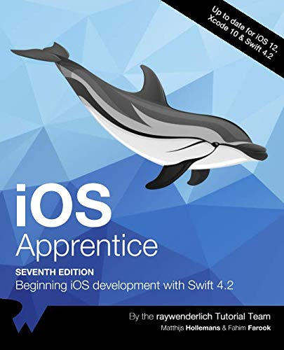 iOS Apprentice: Beginning iOS development with Swift 4.2