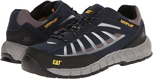 Caterpillar Men's Infrastructure Steel Toe Work Shoe