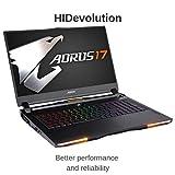 HIDevolution AORUS 17 YA-9US2452SH