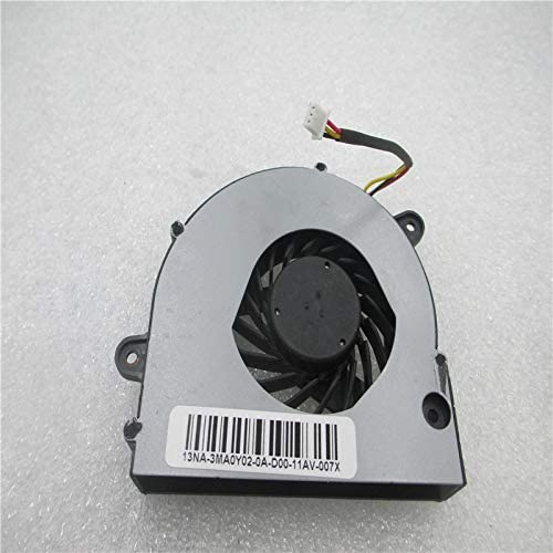 For Acer Aspire 4730 Series Cooling Fan UDQFLJH02CCM DC5V 0.11A 3-wire 3-pin