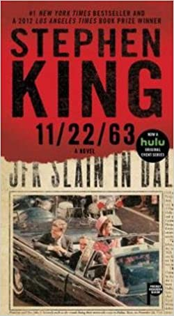 Image result for 11/22/63 book cover