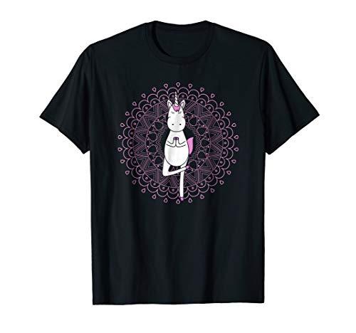 Cute Funny Unique & Trendy Magic Yoga Unicorn Gift S500431