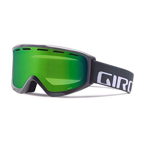 Giro 2018 Index OTG Ski Goggle - Titanium Wordmark Frame/Loden Green Lens - 7083579 - Giro Index Otg Snow Goggles
