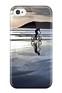 Iphone 4/4s FAcZGsi15915dkKhr Bicycle Tpu Silicone Gel Case Cover. Fits Iphone 4/4s wangjiang maoyi