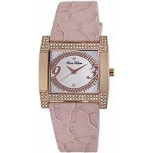 Paris Hilton Women's 138.5320.60 Coussin Silver Dial Watch