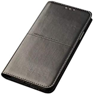 detailed look df773 29b7d RICH BOSS Synthetic Leather Flip Cover Case with Stand: Amazon.in ...