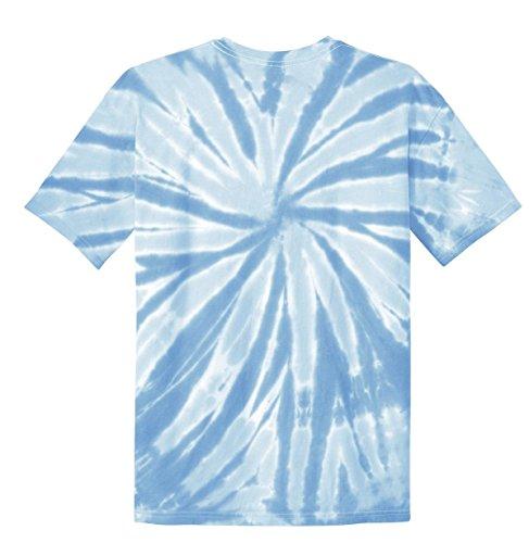 Tenacitee Mens Living in Delaware Florida Roots T-Shirt