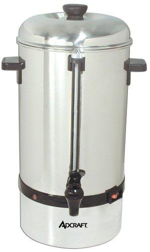 100 cup percolator coffee pot - 3