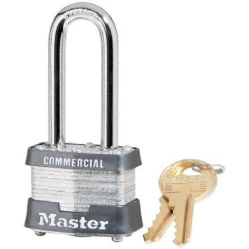 Master Lock 3KA LH Padlock (6-Pack)