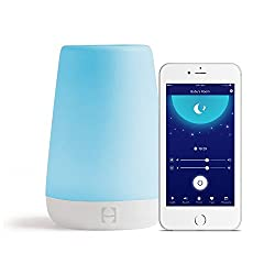 Both night light and sound machine, Rest is designed using scientifically proven light colors that promote healthy circadian rhythms and melatonin production with white noise to aid sleep. Rest is fully customizable, programmable, and controlled from...