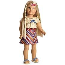"""American Girl Julie's Summer Skirt Set for 18"""" Dolls"""