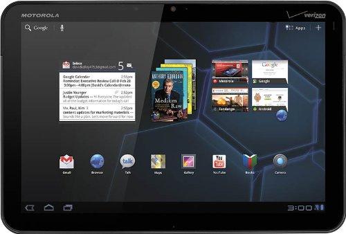 amazon com motorola xoom android tablet verizon wireless cell rh amazon com Motorola Browser Motorola Xoom Accessories