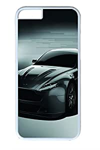Iphone 6 Plus Case, Aston Martin Vantage 1 Design PC Black Case for Iphone6 Plus 5.5inch