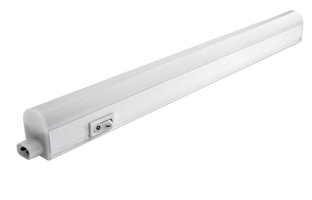 Nova Line RL60F Sottopensile LED, Reglette 10 W, Multicolore [Classe di efficienza energetica A++]