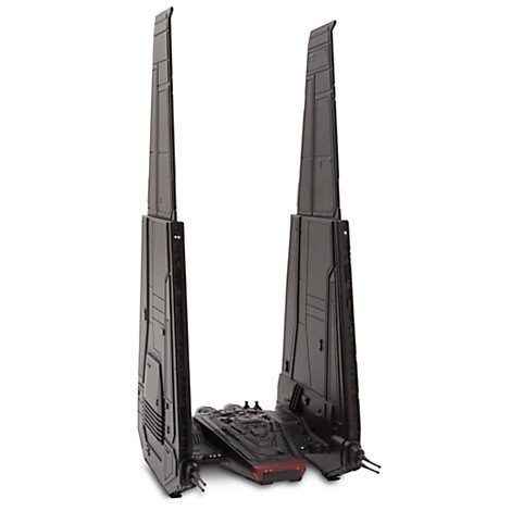 Disney Star Wars The Force Awakens Kylo Ren Command Shuttle Diecast Vehicle (Star Wars Die Cast Ships compare prices)