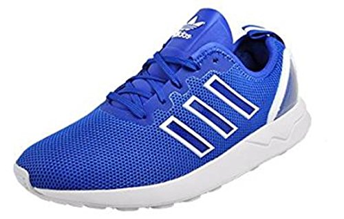 adidas - ZX Flux ADV Shoes - Bold Blue - 36