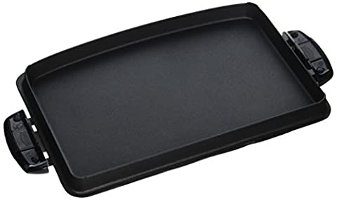 George Foreman GFP84GP Evolve Grill 84-Square Inch Shallow Griddle Accessory