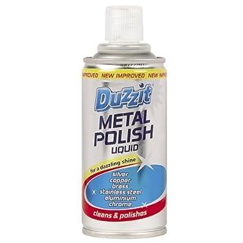 151 pulidor de metales líquidos, plata, cobre, latón, cromo: Amazon.es: Hogar