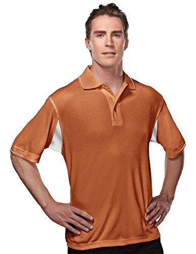 Tri Mountain Men's Moisture Wicking Polo Shirt