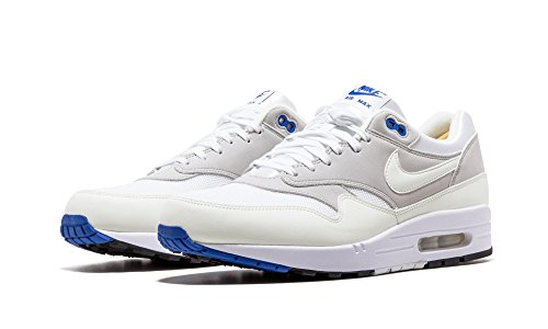 Cassé Air Homme de Blanco QS Royal Chaussures varsity Blanco 1 Blanc White Sport Nike Max Cx White AwdvvRq