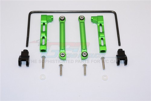 Axial SMT10 Grave Digger  Upgrade Parts Aluminum+Hard Steel