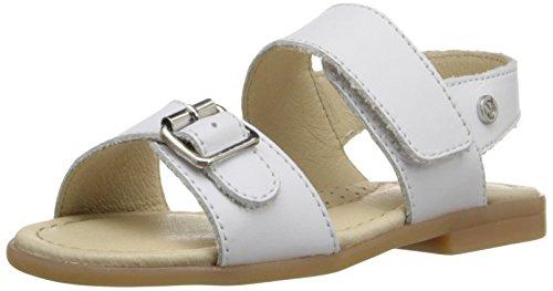 Naturino Michele SS16 Sandal (Toddler), White, 20 EU(5.5 M US Toddler)